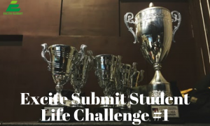 Excite Submit Student Life Challenge #1