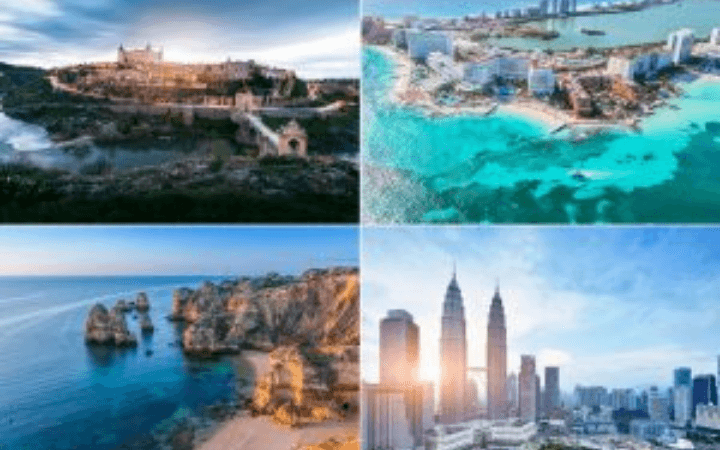 7 Best Vacation Places For Couples In this World