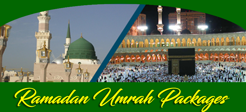Ramadan Umrah Packages All Inclusive