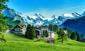 Switzerland As the Most Sought Honeymoon Getaway for Couples