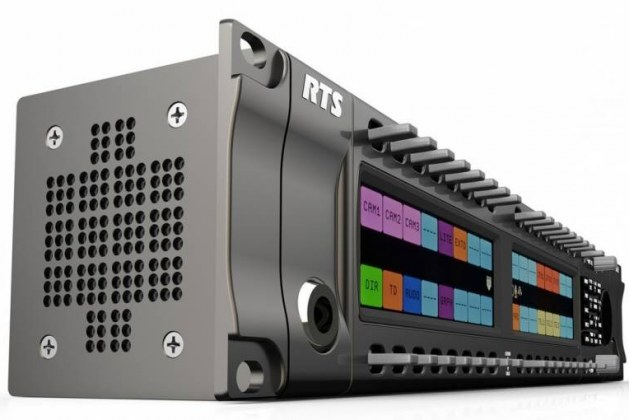 RTS Intercom Systems For Radio Broadcasting