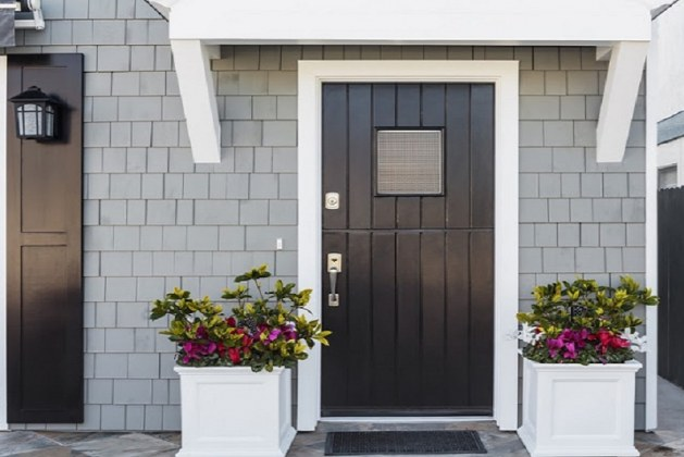 Keep Up the Guard With Best Security Doors