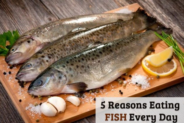 How to eat more fish for health outdoors, increasing your mercury absorption