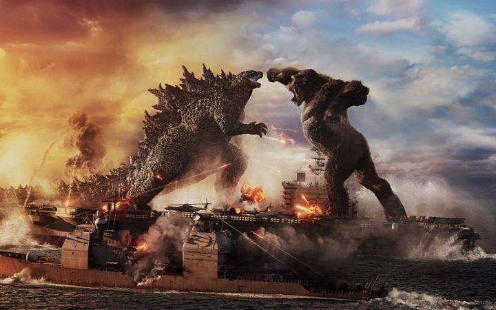 Eager To See 'Godzilla Vs Cong', Fierce Booking Online
