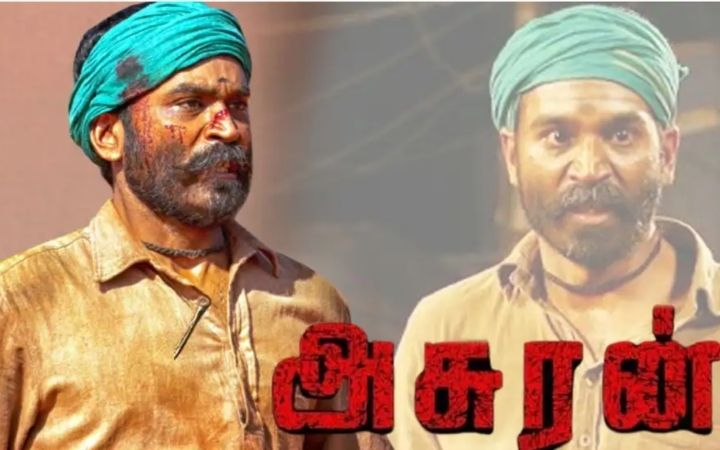 """Monster""; National Award For Actor Dhanush"
