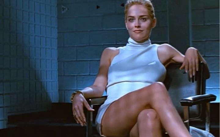 Sharon Stone Announces She Was Misled About Infamous 'Basic Instinct' Nude Scene