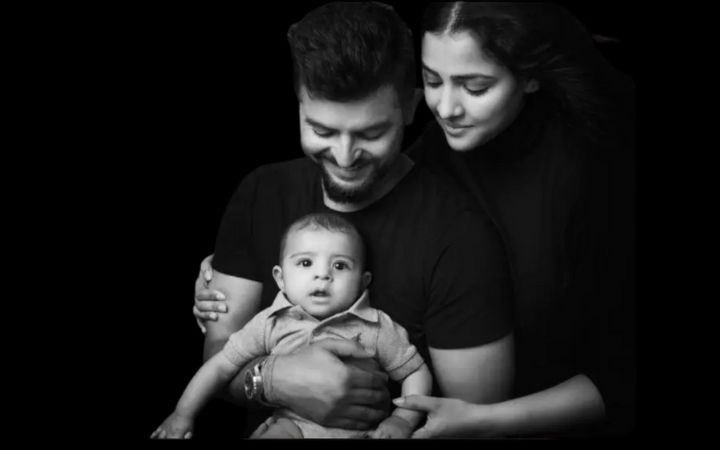 Suresh Raina's Son Rio's First Birthday, Specifically Told - Why He Named Him Rio